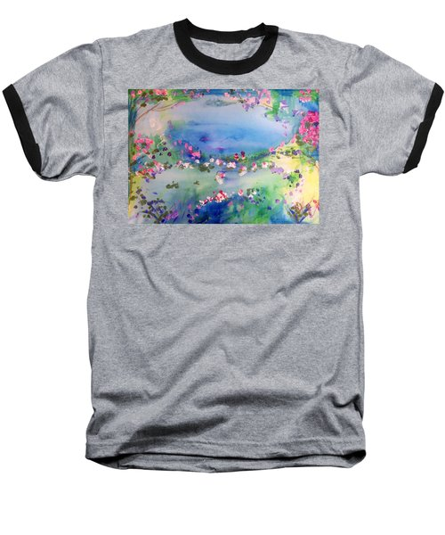 The Warmth Of August Baseball T-Shirt