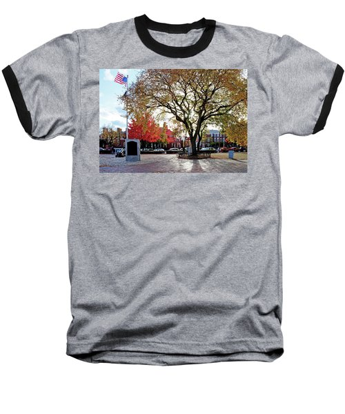 The Washington Elm Baseball T-Shirt