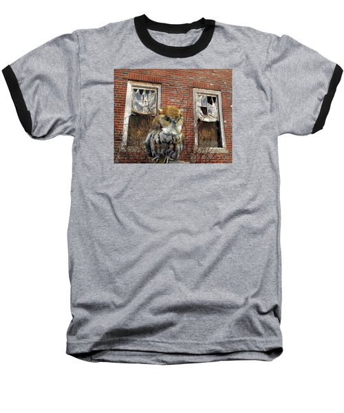 Baseball T-Shirt featuring the photograph The Watch by Lynda Lehmann