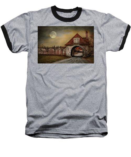The Watcher Baseball T-Shirt