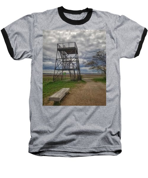 The Watchtower  Baseball T-Shirt