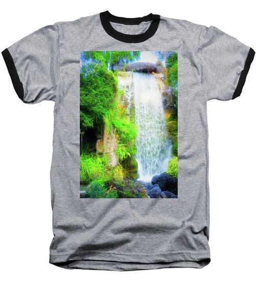 The Water Falls Baseball T-Shirt