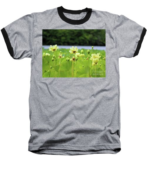 The Water Fields  Baseball T-Shirt
