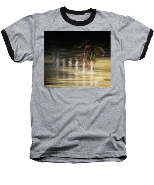 The Water Maestro  Baseball T-Shirt
