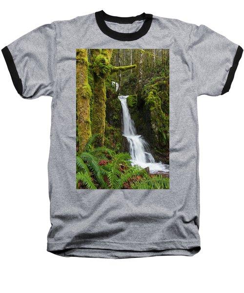 The Water Staircase Baseball T-Shirt