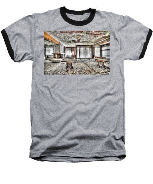 The Waterfall Hotel - L'hotel Della Cascata Baseball T-Shirt