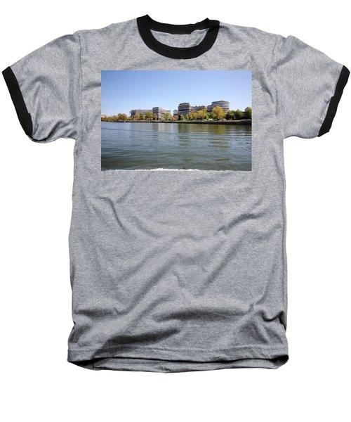 The Watergate Complex Baseball T-Shirt