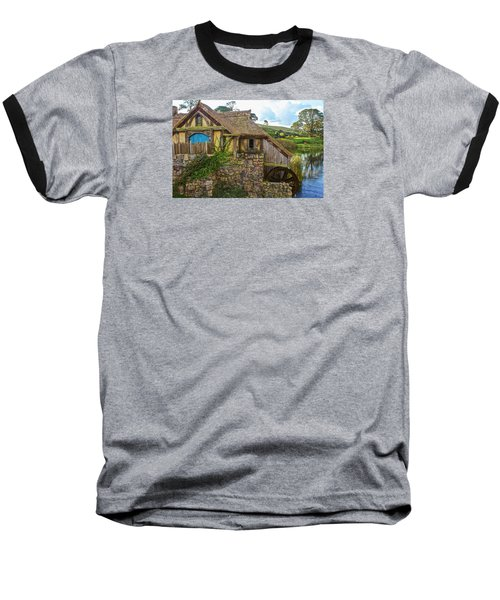 The Watermill, Bag End, The Shire Baseball T-Shirt