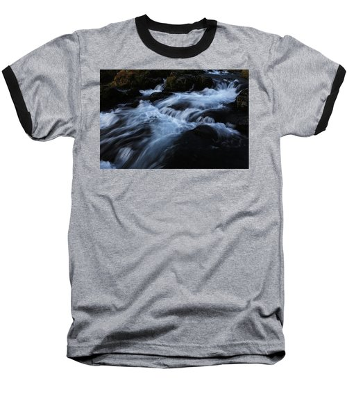 The Waters Of Kirkjufell Baseball T-Shirt