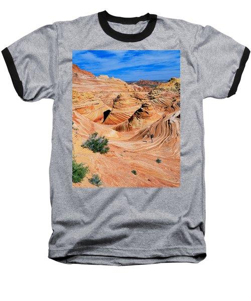 The Wave 2 Baseball T-Shirt