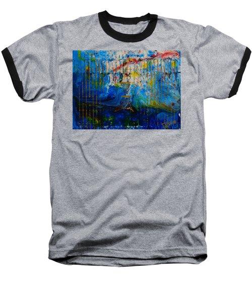 The Sound Wave Baseball T-Shirt