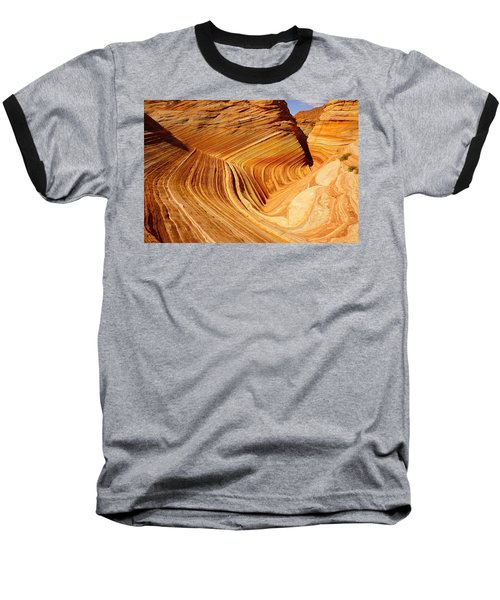 The Side Wave Baseball T-Shirt