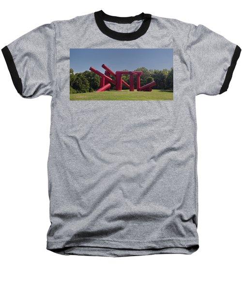 The Way By Alexander Liberman Baseball T-Shirt