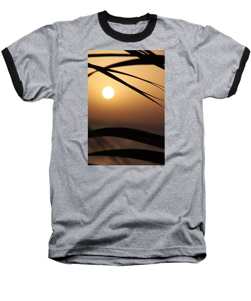 Baseball T-Shirt featuring the photograph the way I lean by Jez C Self