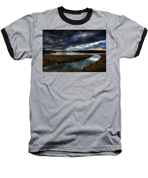 The Way Of The River Baseball T-Shirt