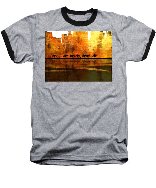 The Weary Journey Baseball T-Shirt
