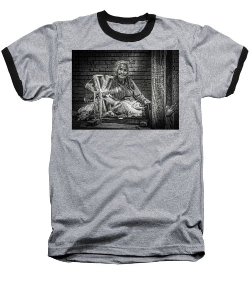 The Weaver Baseball T-Shirt