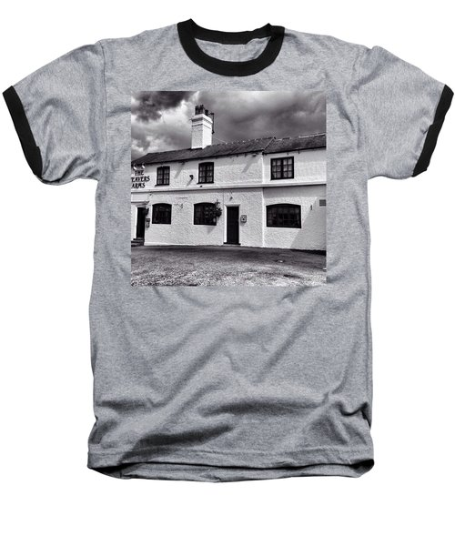 The Weavers Arms, Fillongley Baseball T-Shirt