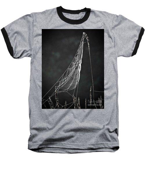 The Web Baseball T-Shirt