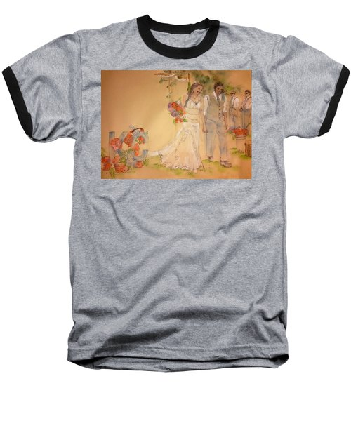 The Wedding Album  Baseball T-Shirt