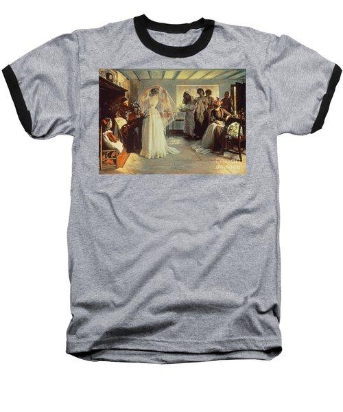 The Wedding Morning Baseball T-Shirt