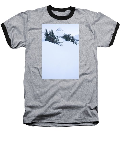 The Wedge In Winter Baseball T-Shirt