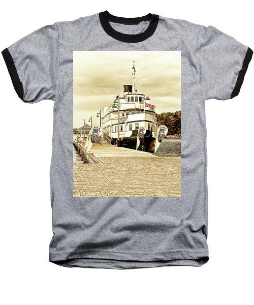 The Wenonah II Baseball T-Shirt
