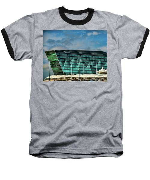 The Westin At Denver Internation Airport Baseball T-Shirt