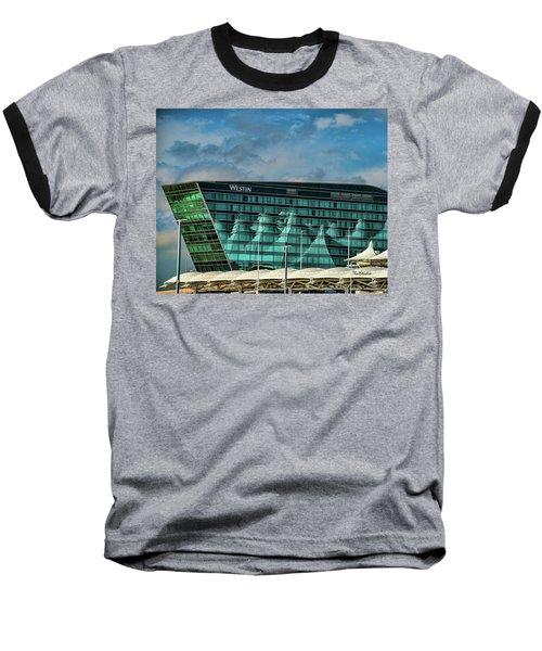The Westin At Denver Internation Airport Baseball T-Shirt