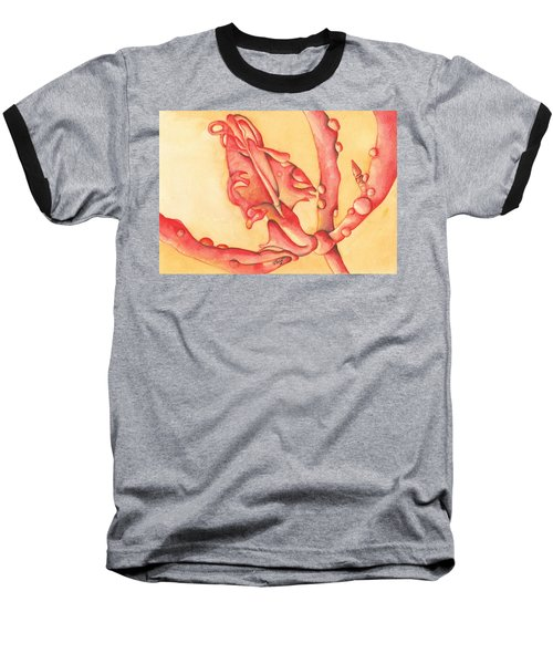 The Wet Dragon Baseball T-Shirt