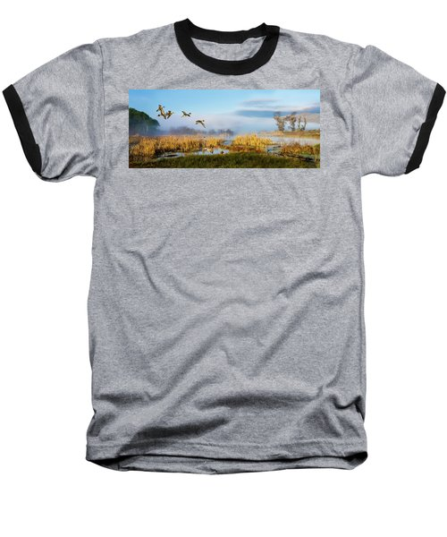 The Wetlands Baseball T-Shirt