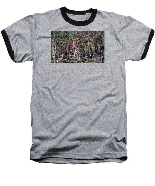 The Whisper Of The Street Baseball T-Shirt
