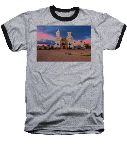 The White Dove Of The Desert Baseball T-Shirt