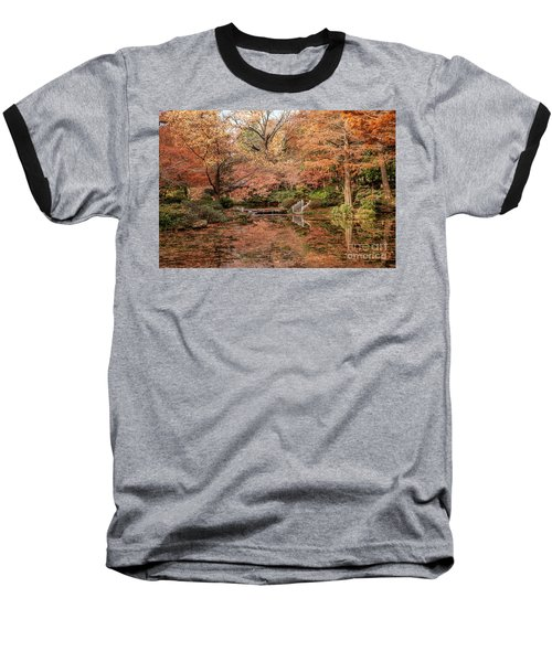 The White Ladder Baseball T-Shirt