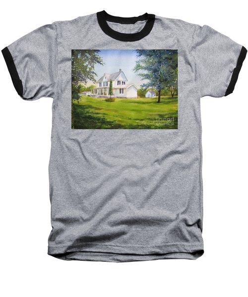 The Whitehouse Baseball T-Shirt