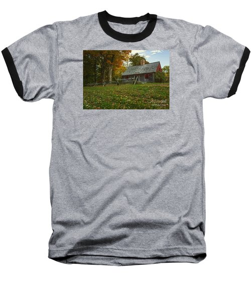 The Wick House Baseball T-Shirt