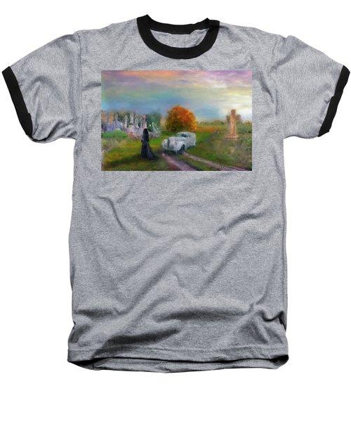 The Widow Baseball T-Shirt