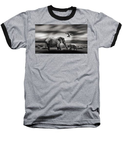 The Wild Baseball T-Shirt