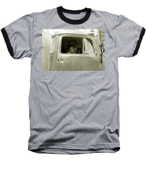 The Wild Ride Baseball T-Shirt