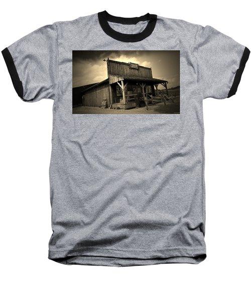 The Wild West Baseball T-Shirt