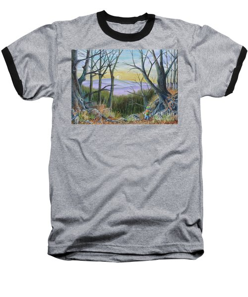 The Wild Wood Baseball T-Shirt