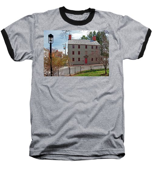 The William Pitt Tavern Baseball T-Shirt
