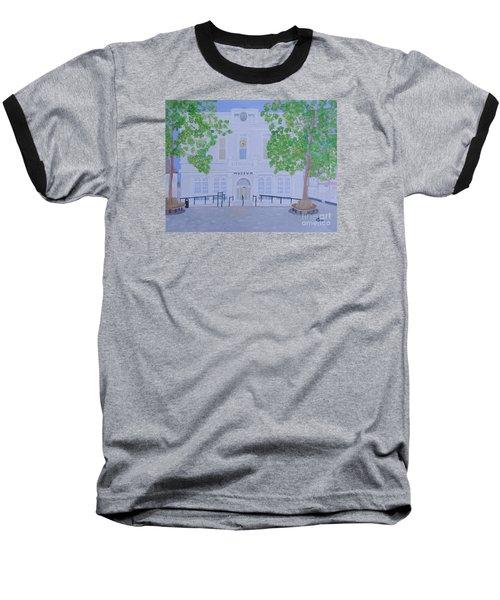 The Willis Museum Basingstoke Baseball T-Shirt