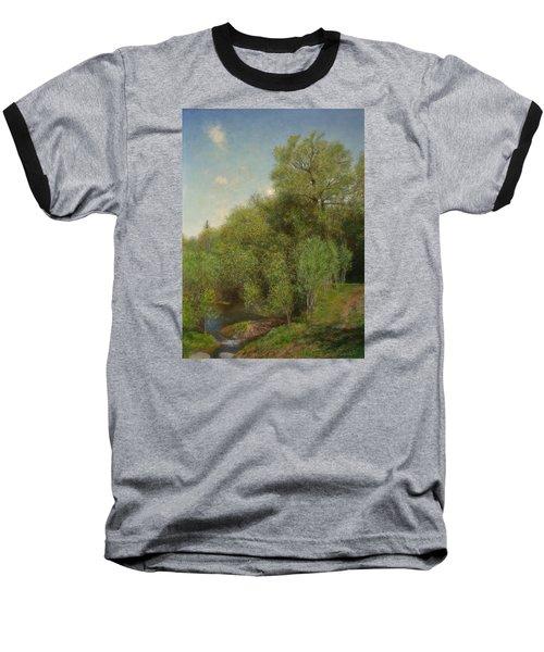 The Willow Patch Baseball T-Shirt by Wayne Daniels