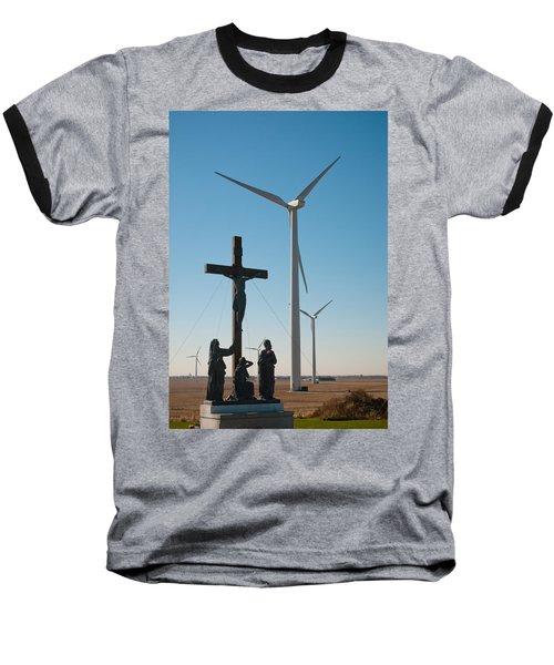 The Wind Baseball T-Shirt