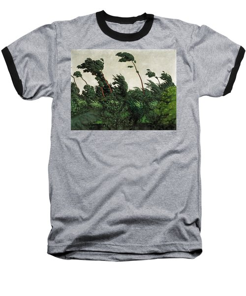 The Wind Baseball T-Shirt