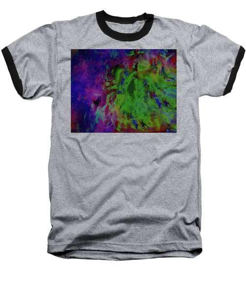 The Wind Baseball T-Shirt by Kelly Turner