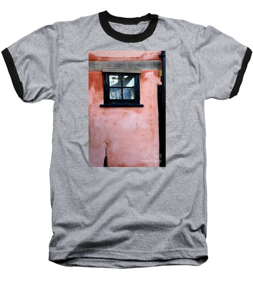Baseball T-Shirt featuring the photograph The Window by Gary Bridger