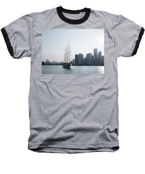 The Windy City Baseball T-Shirt by John Black