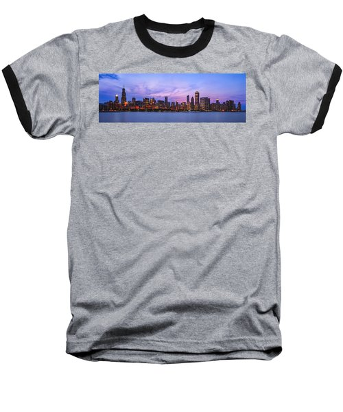 The Windy City Baseball T-Shirt by Scott Norris